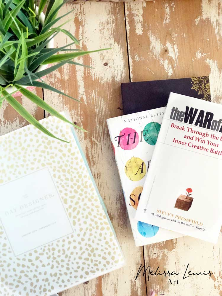 Three Tools to Help You Crush It This Year | Accomplish Your Goals and Creative Dreams by Melissa Lewis