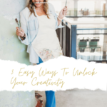 Melissa Lewis Art 3 Ways To Unlock Creativity